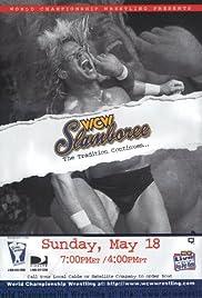 WCW Slamboree Poster