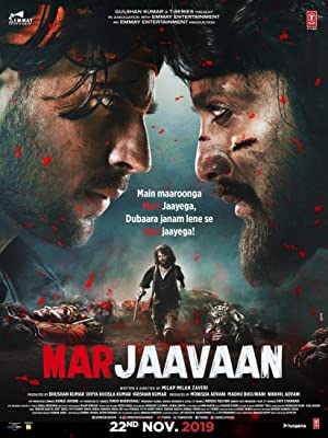 Download Marjaavaan (2019) HQ Hindi PRE-DVD 720p {700MB}