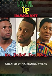 Growing Up Immigrant Poster