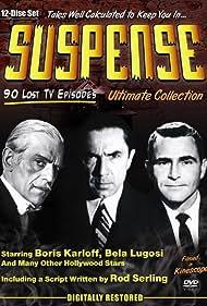Boris Karloff, Bela Lugosi, and Rod Serling in Suspense (1949)