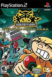 Codename: Kids Next Door Operation - Video Game Poster