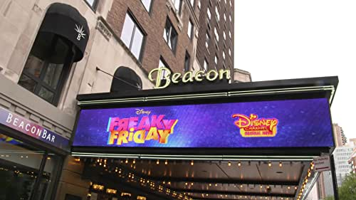 B Roll: Freaky Friday NYC Red Carpet Premiere