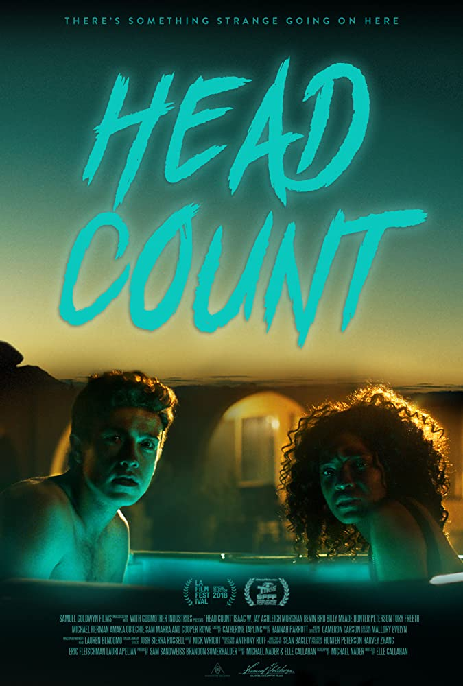 Isaac Jay and Ashleigh Morghan in Head Count (2018)