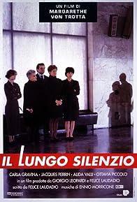 Primary photo for Il lungo silenzio