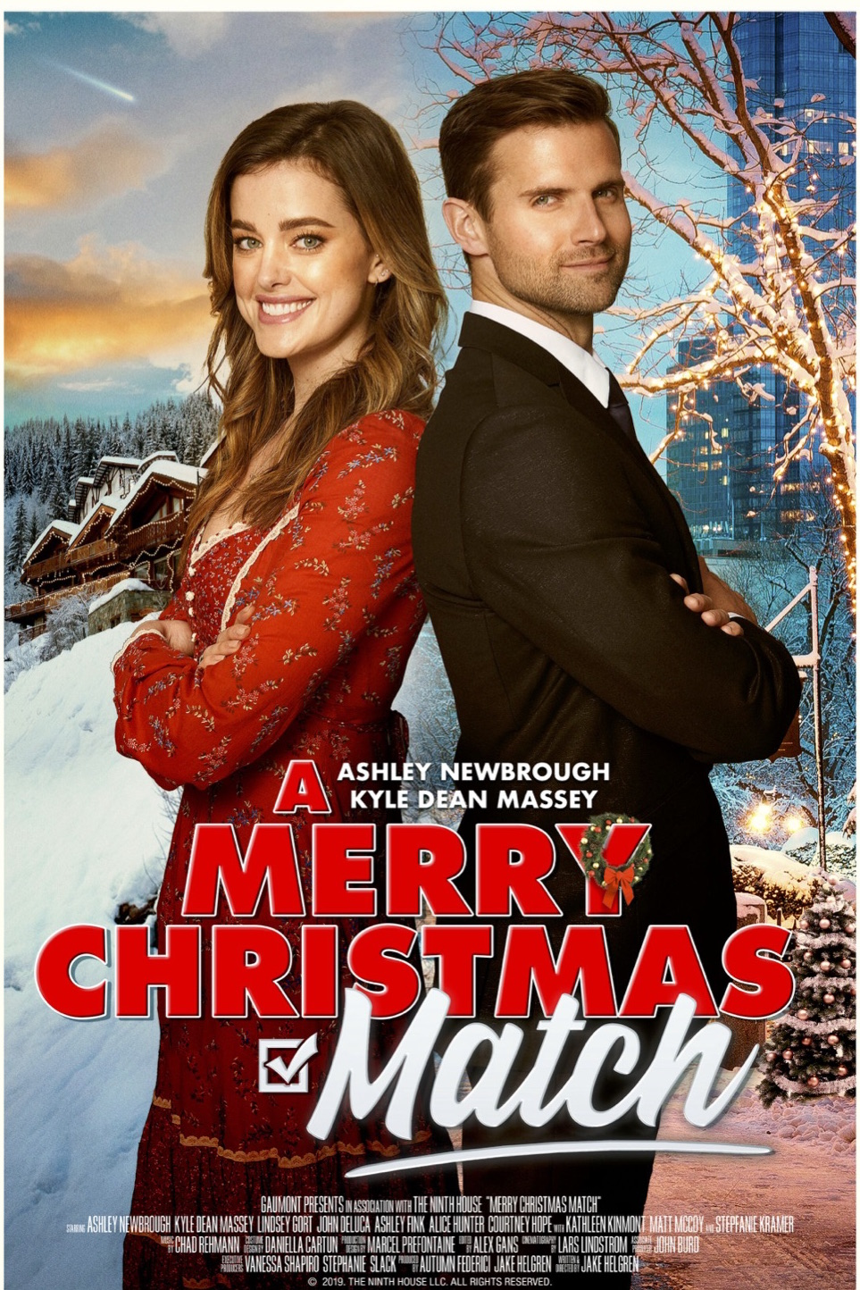 A Merry Christmas Match (2019) Full Movie [In English] With Hindi Subtitles | HDTV 720p [1XBET]