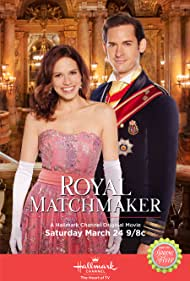 Bethany Joy Lenz and Will Kemp in Royal Matchmaker (2018)