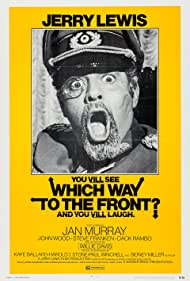 Which Way to the Front? (1970) Poster - Movie Forum, Cast, Reviews