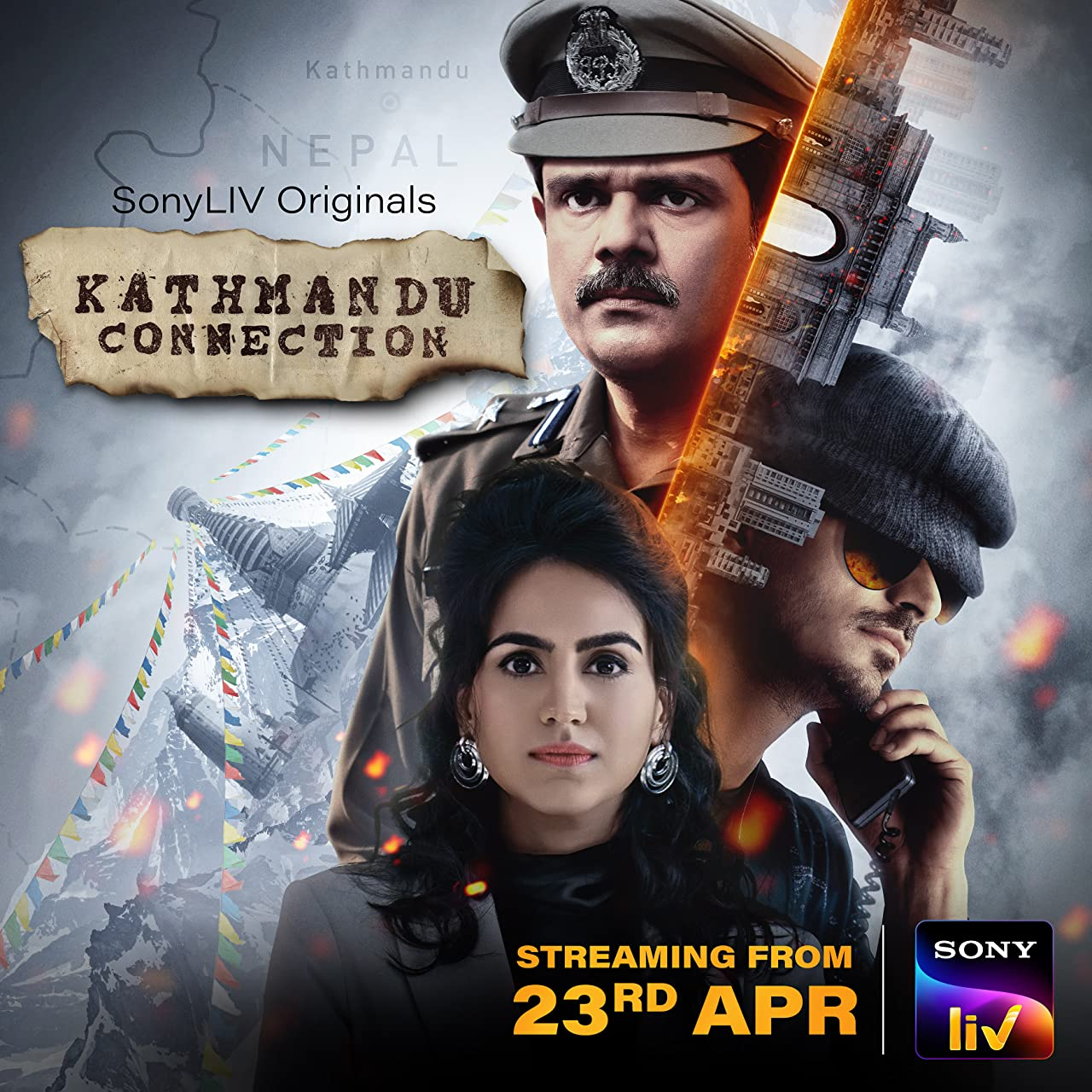 Kathmandu Connection (2021) Hindi Season 1 SonyLIV Original
