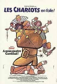 Les Charlots en folie: À nous quatre Cardinal! (1974)