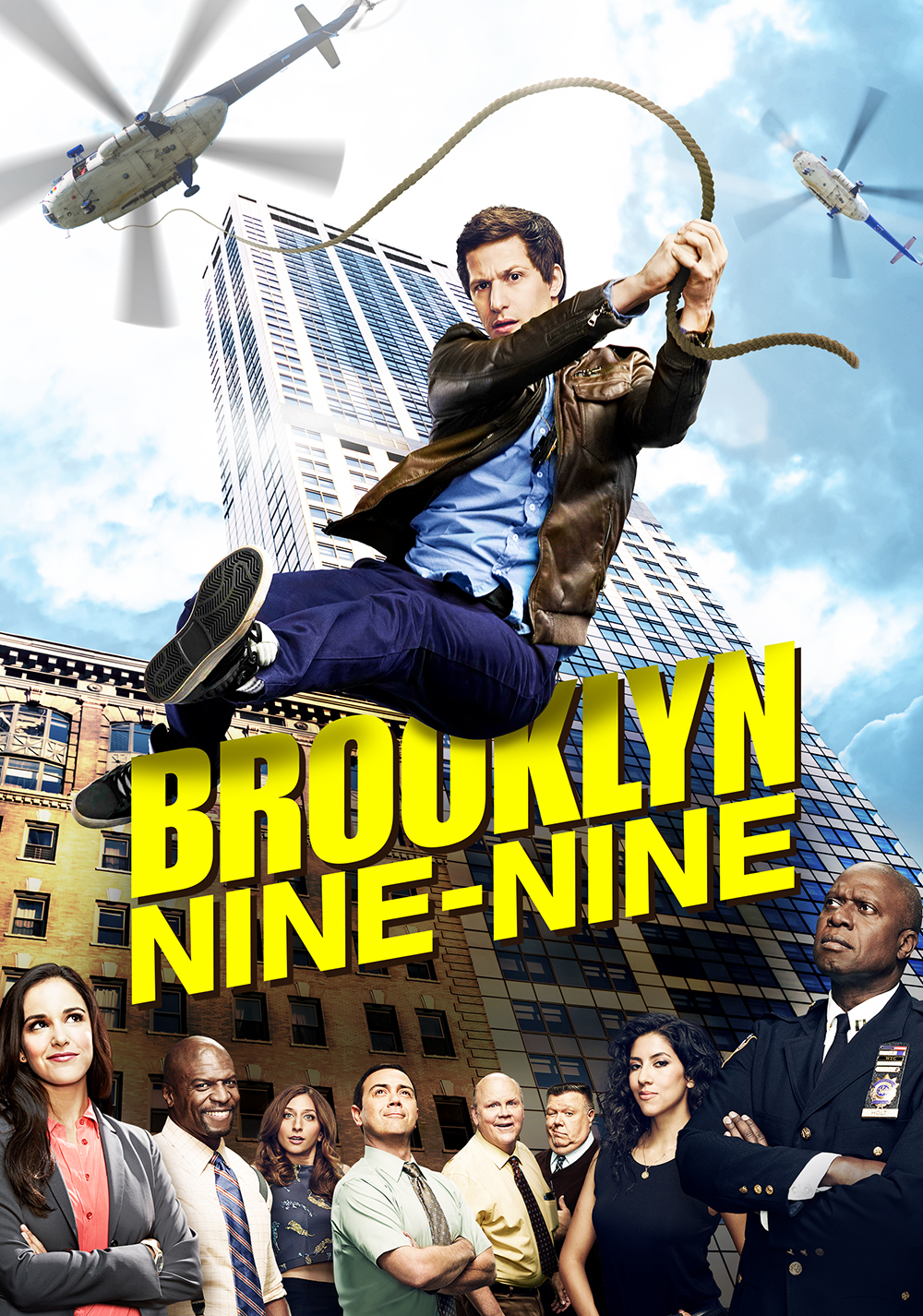 Brooklyn Nine-Nine (TV Series 2013– ) - IMDb