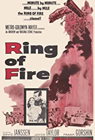 Ring of Fire (1961) Poster - Movie Forum, Cast, Reviews