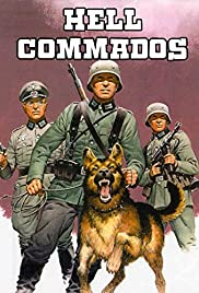 Hell Commandos Poster