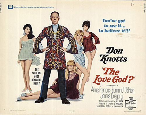 Anne Francis, Maureen Arthur, and Don Knotts in The Love God? (1969)