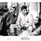 Jerry Lewis, Howard Morris, and Dennis Weaver in Way... Way Out (1966)