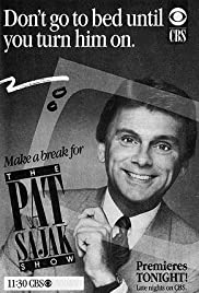 The Pat Sajak Show Poster
