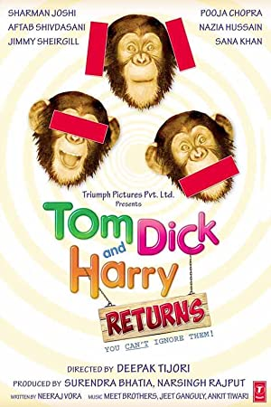Tom Dick and Harry Returns movie, song and  lyrics