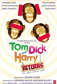 Tom, Dick and Harry 2 Poster