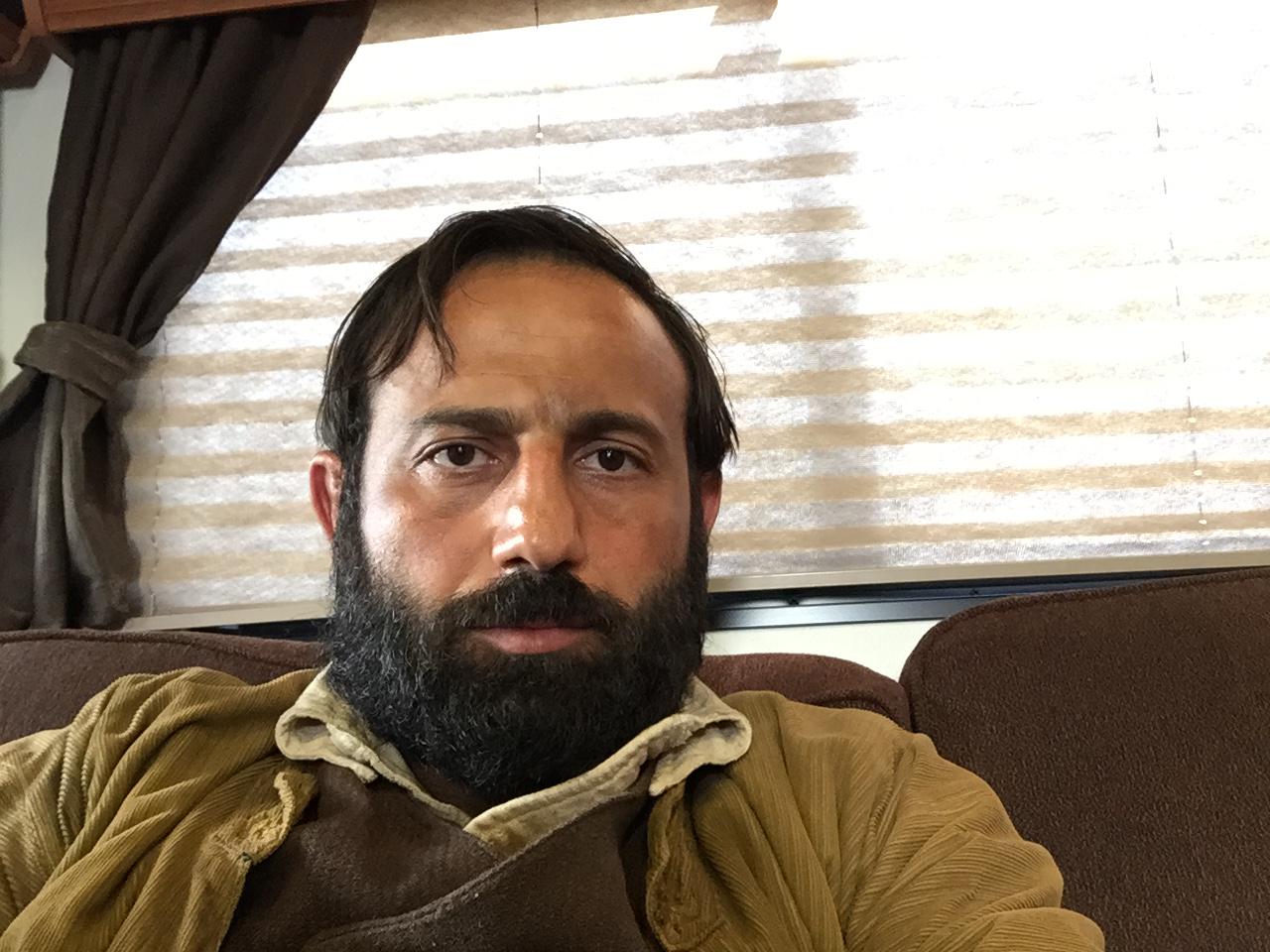 Roman Mitichyan in Cross Wars (2017)