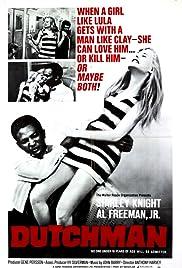 Dutchman(1966) Poster - Movie Forum, Cast, Reviews