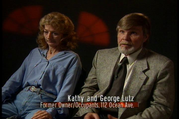 George Lutz and Kathy Lutz in Amityville: Horror or Hoax (2000)