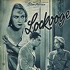 Viktor de Kowa, Jessie Vihrog, and Hilde Weissner in Lockvogel (1934)