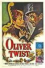 Oliver Twist (1948) Poster