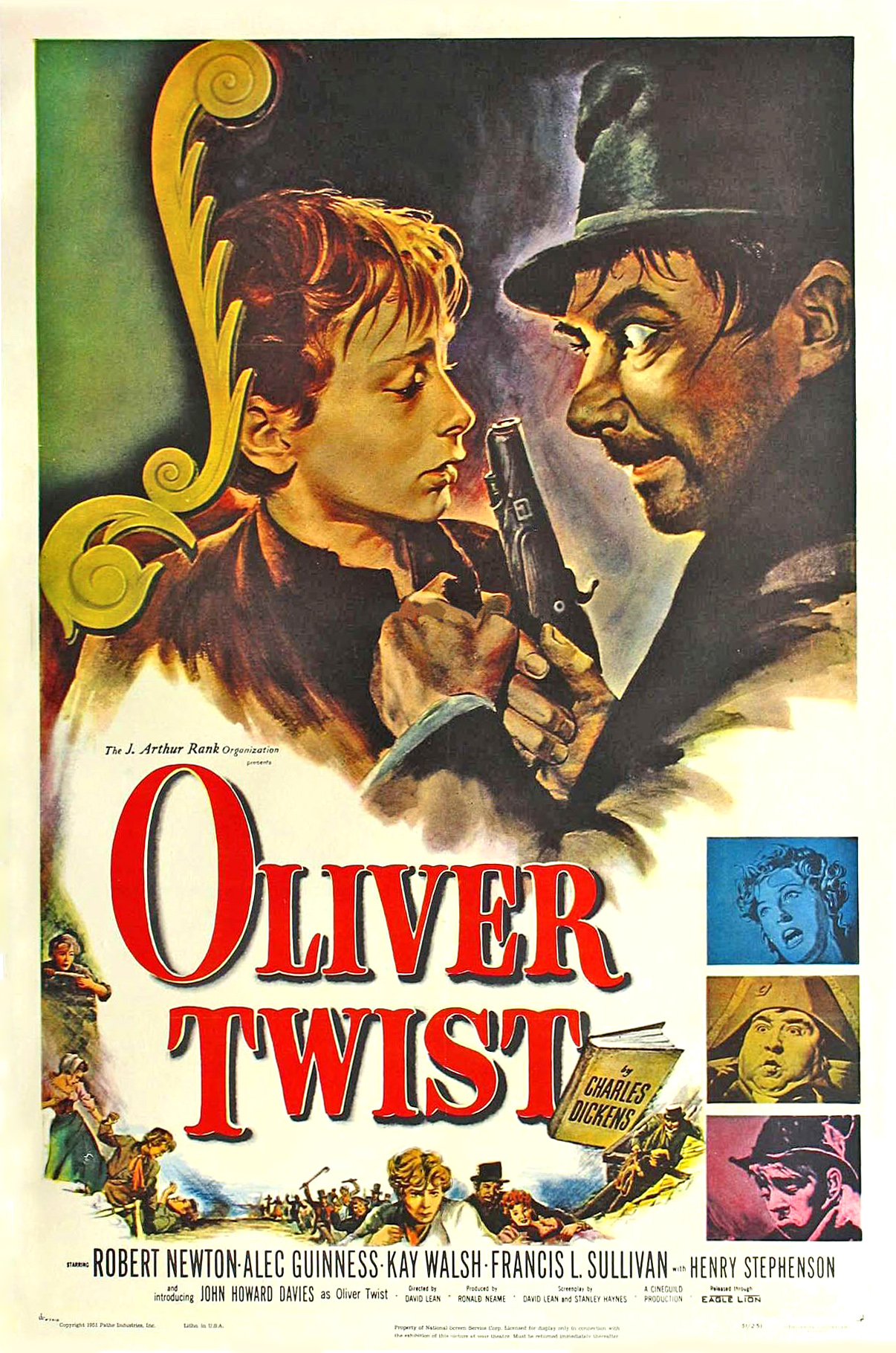 Oliver Twist (1948) BluRay 720p & 1080p