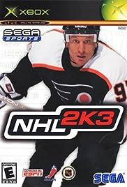 NHL Hockey 2K3 Poster