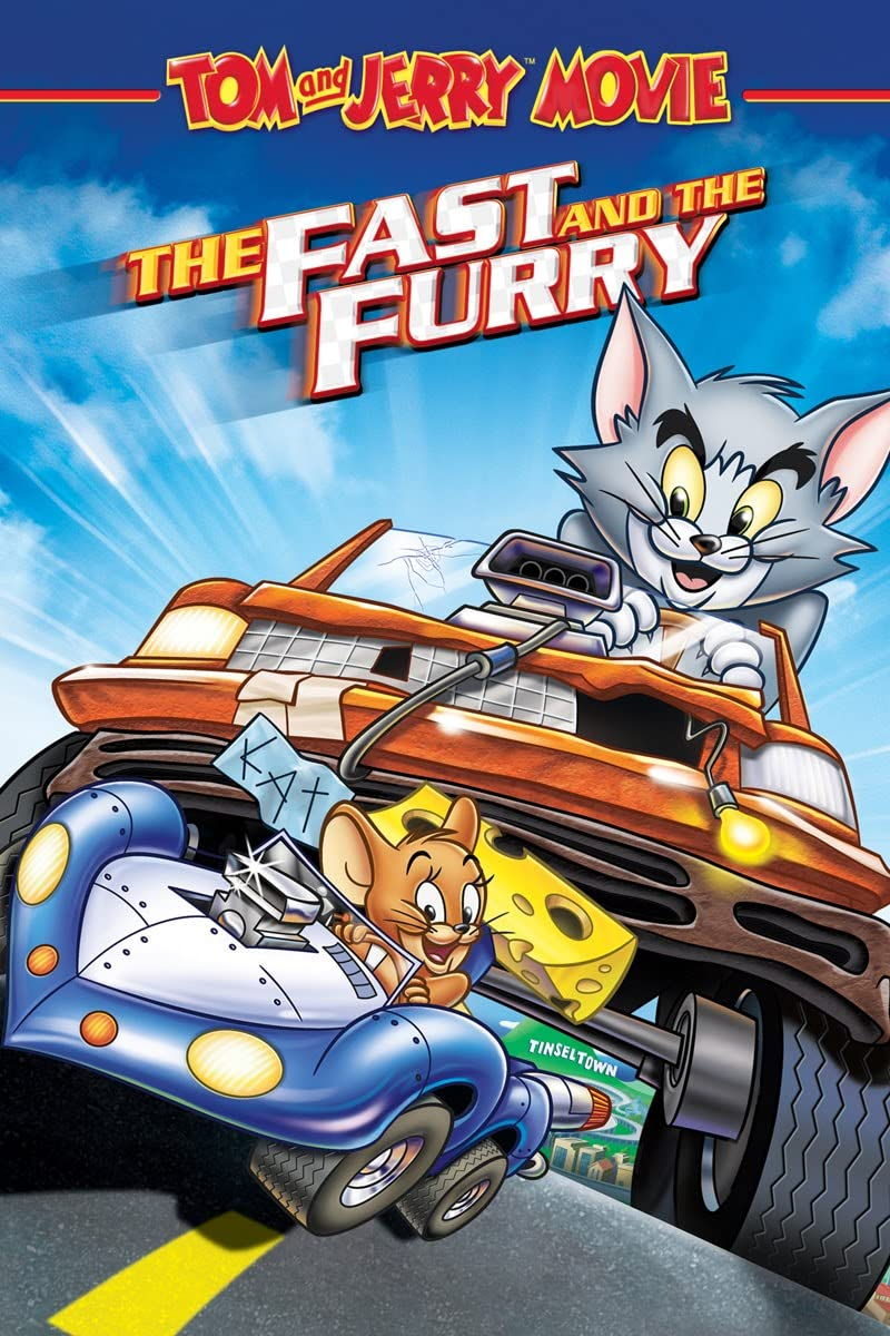 Tom and Jerry: The Fast and the Furry (2005) Hindi Dubbed