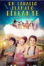 Un caballo llamado Elefante Poster