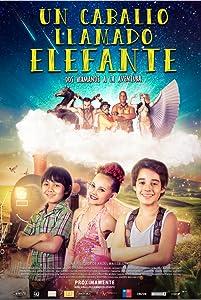 itunes top downloads movies Un caballo llamado Elefante [480x854]