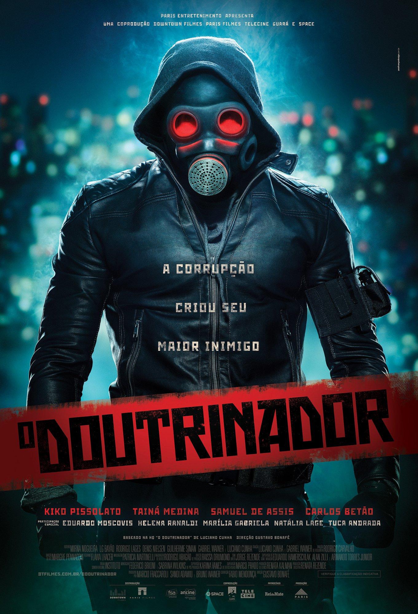 O Doutrinador [Nac] – IMDB 6.4