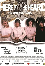 Here to Be Heard: The Story of the Slits (2017)
