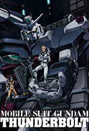 Mobile Suit Gundam Thunderbolt: December Sky Poster