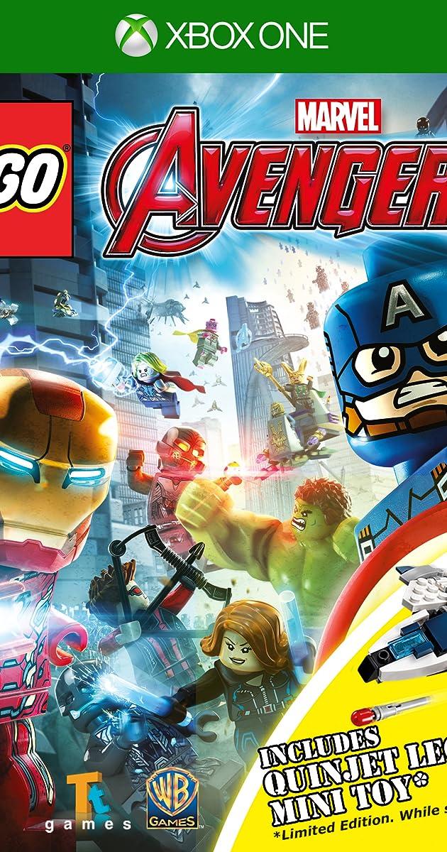 Lego Marvel's Avengers (Video Game 2016) - Full Cast & Crew