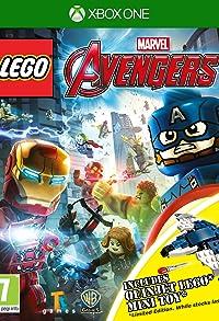 Primary photo for Lego Marvel's Avengers