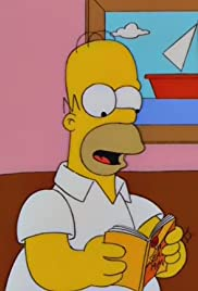 Homer to the Max Poster