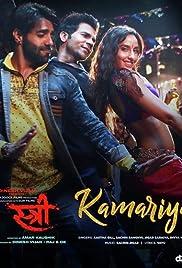 Aastha Gill, Sachin Sanghvi, Jigar Saraiya, Divya Kumar: Kamariya Poster