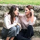Amaia Salamanca and Ariana Martínez in A pesar de todo (2019)
