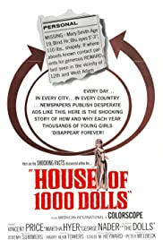 House of 1,000 Dolls (1967) Poster - Movie Forum, Cast, Reviews