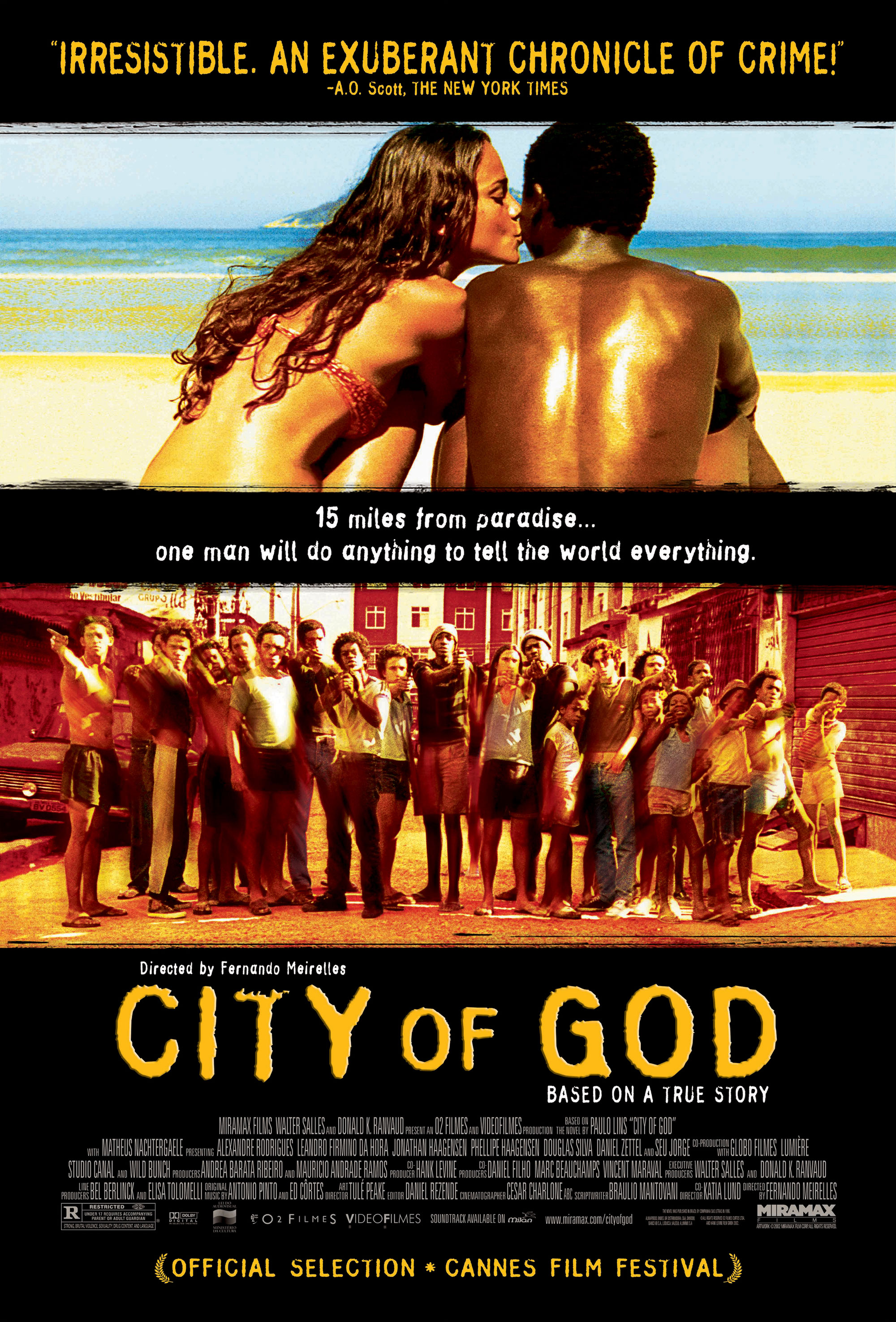 Image result for city of god