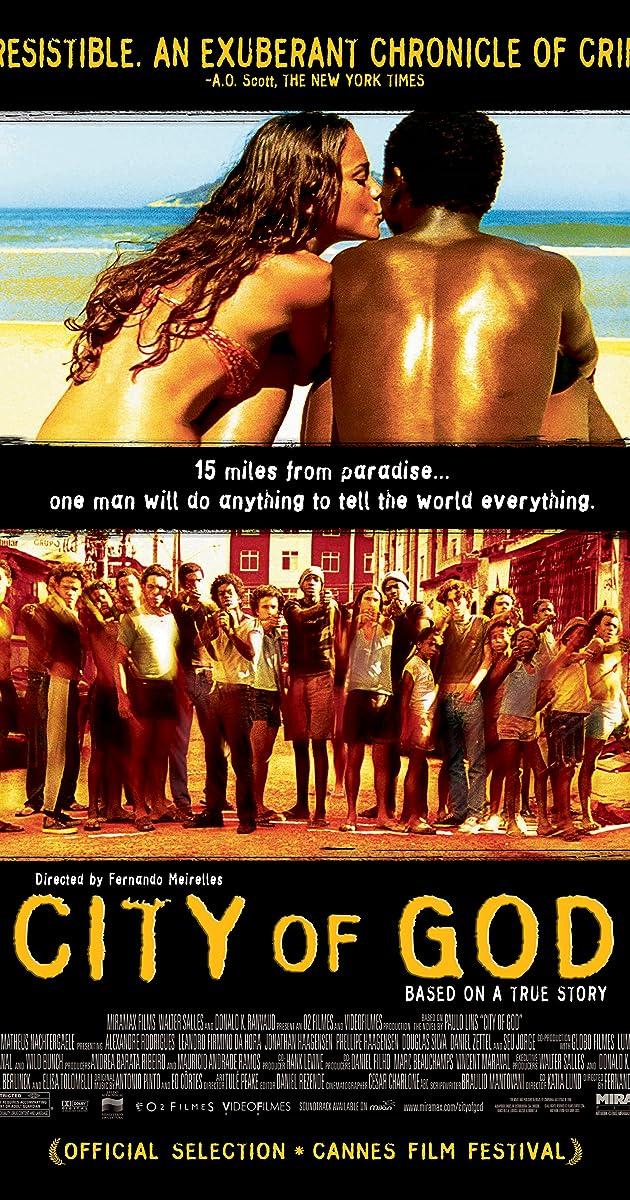 Dievo miestas / City of God (2000)