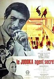 Judoka-Secret Agent Poster
