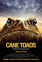 Primary image for Cane Toads: The Conquest