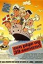 Een pige og 39 sømænd (1965) Poster