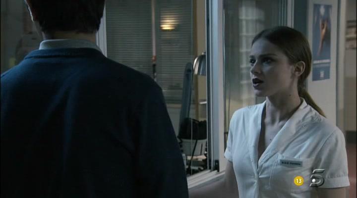 Carla Nieto in Ángel o demonio (2011)