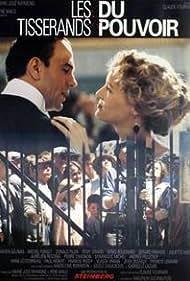 Gabrielle Lazure and Aurélien Recoing in Les tisserands du pouvoir (1988)