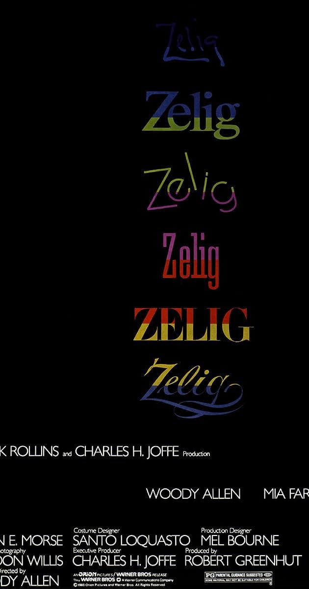 Subtitle of Zelig
