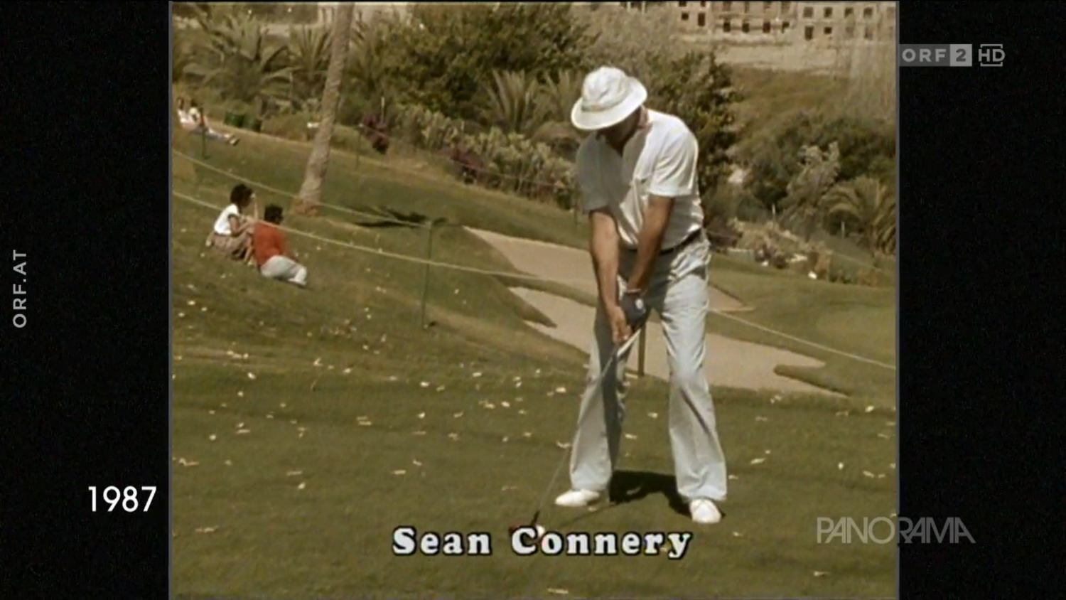 Sean Connery in Episode dated 26 June 1987 (1987)