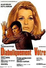 Diaboliquement vôtre(1967) Poster - Movie Forum, Cast, Reviews